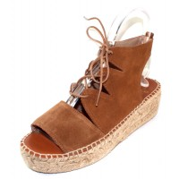 Andre Assous Women's Elika In Camel Rust Suede