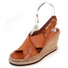 Andre Assous Women's Emily In Cuero Tan Vaquetta Burnished Leather