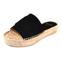 Andre Assous Women's Sammy In Black Suede