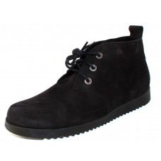 Arche Women's Balad In Noir Nubuck - Black