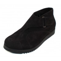 Arche Women's Baorem In Noir Nubuck - Black
