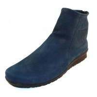 Arche Women's Baryky In Malo Hunter Grain Nubuck - Navy