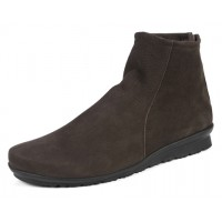Arche Women's Baryky In Truffe Hunter Nubuck - Brown