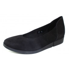 Arche Women's Ceoze In Noir Nubuck - Black