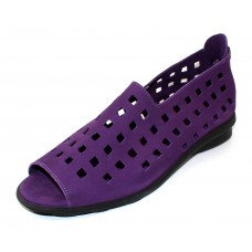 Arche Women's Drick In Irya Nubuck - Purple