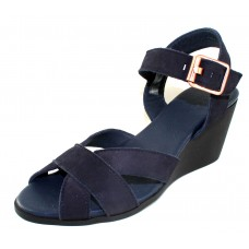 Arche Women's Egowa In Nuit Nubuck - Navy Blue