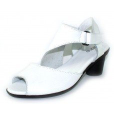 Arche Women's Elexus In Blanc Fast Leather - White