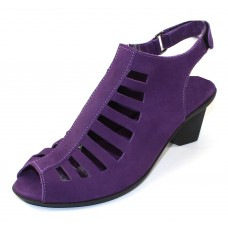 Arche Women's Enexor In Irya Nubuck - Purple