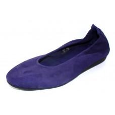 Arche Women's Laius In Encre Nubuck - Purple