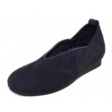 Arche Women's Nino In Nuit Nubuck - Navy Blue