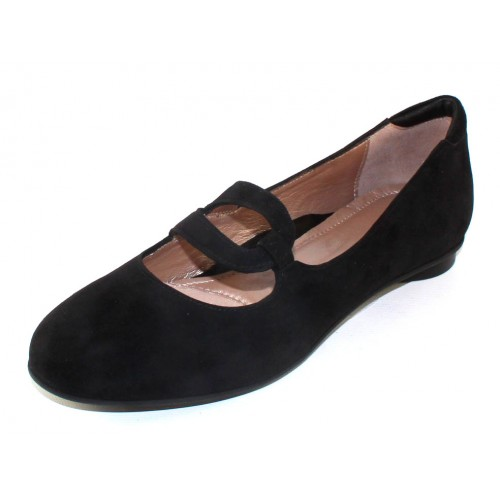 Beautifeel Women's Aline In Black Suede