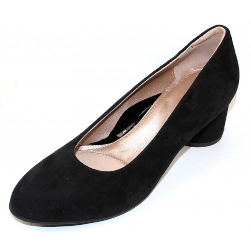 Beautifeel Women's Bien In Black Suede
