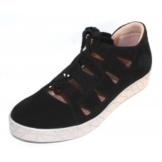 Beautifeel Women's Cava In Black Suede