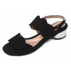 Beautifeel Women's Elsie In Black Suede