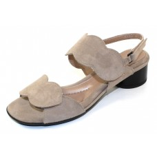 Beautifeel Women's Elsie In Tahini Taupe Suede