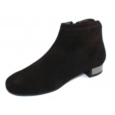 Beautifeel Women's Eva In Black Suede
