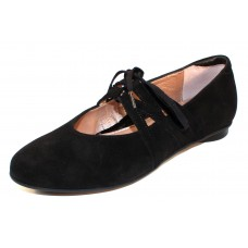 Beautifeel Women's Flory In Black Suede
