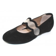 Beautifeel Women's Iris In Black Suede