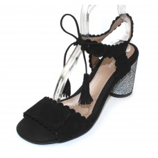 Beautifeel Women's Liam In Black Suede