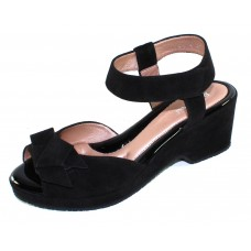 Beautifeel Women's Liz In Black Suede