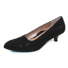 Beautifeel Women's Mystique In Black Cocco Print Embossed Suede