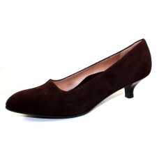 Beautifeel Women's Mystique In Brown Suede