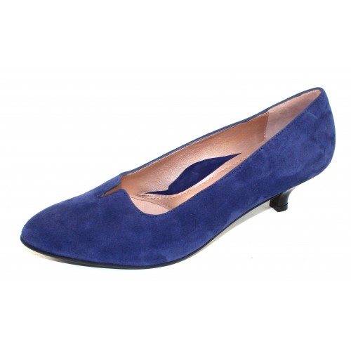 Beautifeel Women's Mystique In Midnight Blue Suede