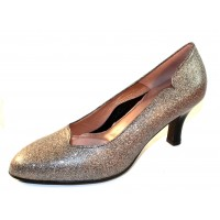 Beautifeel Women's Passion In Metallic Glitter Leather