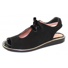 Beautifeel Women's Rena In Black Suede