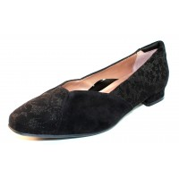 Beautifeel Women's Saoirse In Black 3D Chantilly Suede/Suede