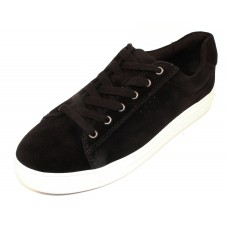 Blondo Women's Jayden In Black Waterproof Suede