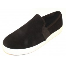 Blondo Women's Riyan In Black Waterproof Suede