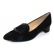Brunate Women's Amber In Black Suede