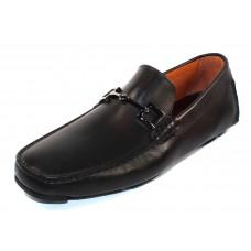 Bruno Magli Men's Monza In Black Calf Leather