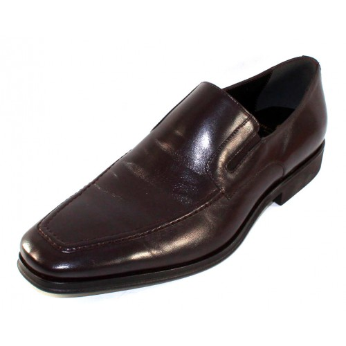 Bruno Magli Men's Raging In Dark Brown Nappa Leather