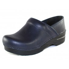 Dansko Women's Professional In Blueberry Oiled Leather
