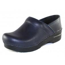Dansko Women's Professional In Blueberry Oiled Leather
