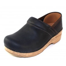 Dansko Women's Professional In Indigo Oiled Leather