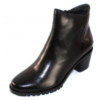 Everybody Women's Amy In Nero Black Foulard Leather/Crack Patent Leather