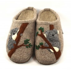 Giesswein Women's Koala In Natural Boiled Wool