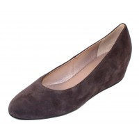 Hogl Women's 104202 In Dark Grey Suede 6600