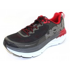Hoka One One Men's Bondi 5 In Black/Formula One