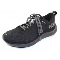 Hoka One One Women's Hupana 2 In Black/Blackened Pearl Fabric