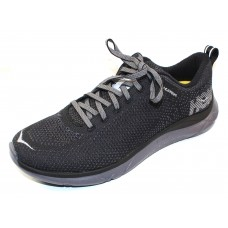 Hoka One One Men's Hupana 2 In Black/Blackened Pearl