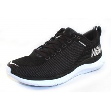 Hoka One One Men's Hupana In Black/Dark Shadow