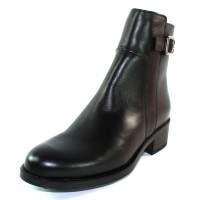 La Canadienne Women's Shelby In Black Waterproof Leather