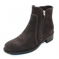 La Canadienne Women's Sydney In Espresso Waterproof Suede