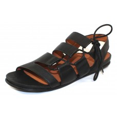 Lamour Des Pieds Women's Digbee In Black Lamba Soft Nappa Leather