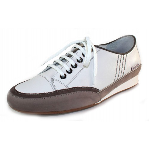 Mephisto Women's Brenia In White Leather 1230/6905/6925