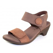Mephisto Women's Celine In Light Grey/Camel Bucksoft 6905/6931